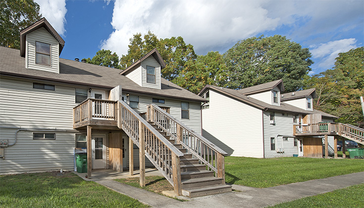 Mountain View Apartments In Christiansburg Va