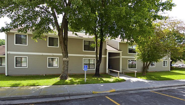 Ridgewood Village Apartments In Blacksburg Va