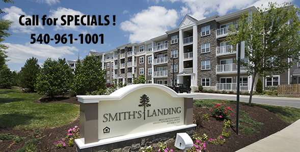 Smith's Landing Apartments in Blacksburg, Va