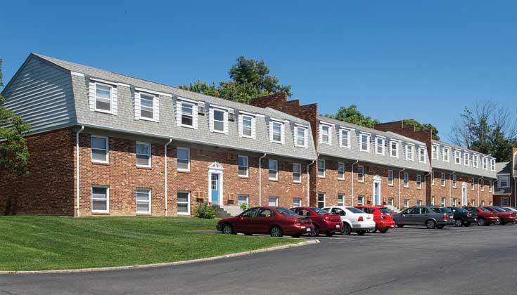 Chasewood Apartments Blacksburg Va