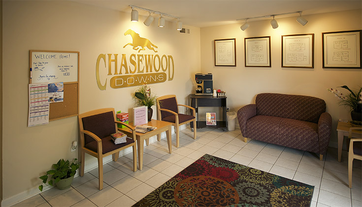 Chasewood Apartments Clubhouse