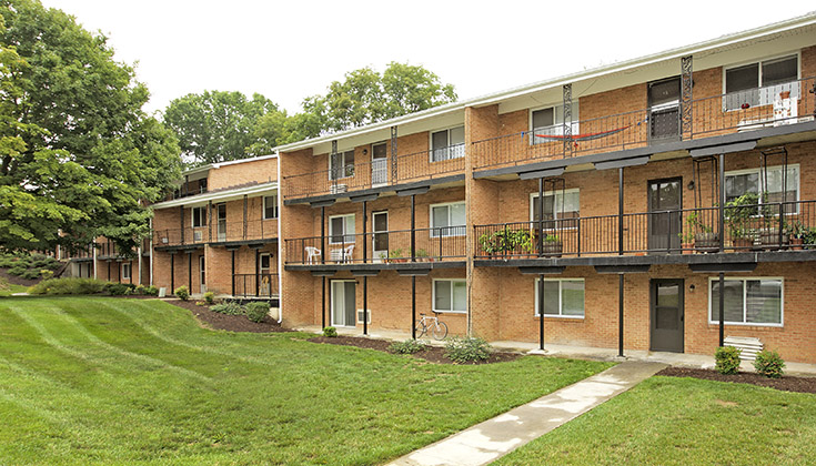 Northview Apartments In Blacksburg Va