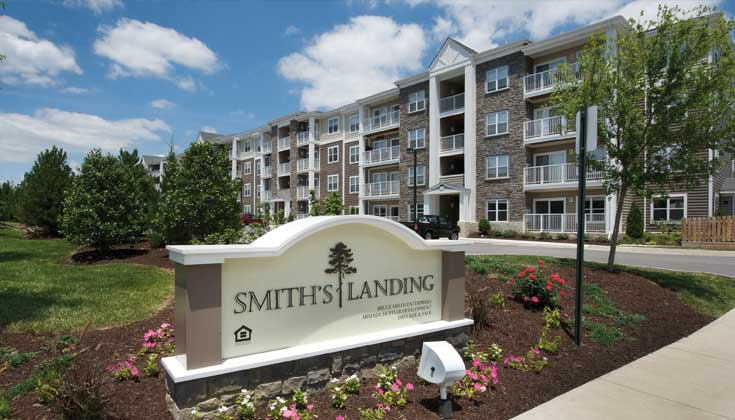 Smiths Landing in Blacksburg